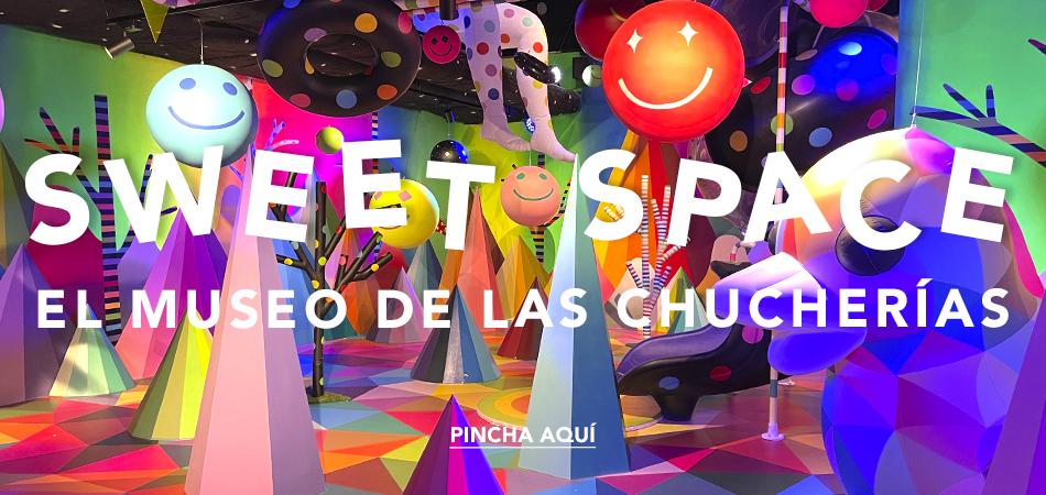 Sweet Space el museo de las chucherías