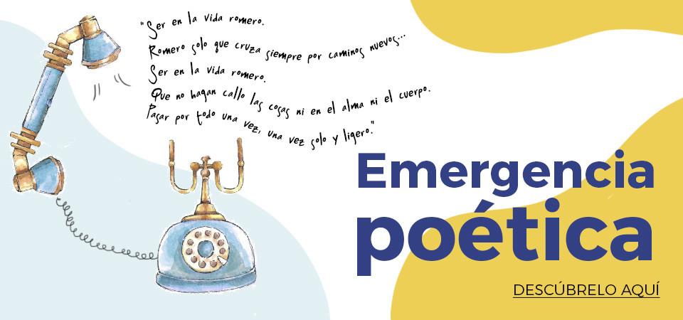 emergencia poética