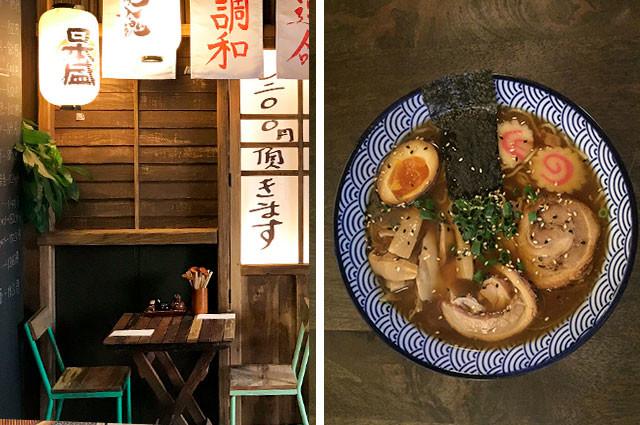 Restaurante Konnichiwa