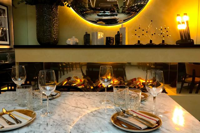 Restaurante Claroscuro Madrid