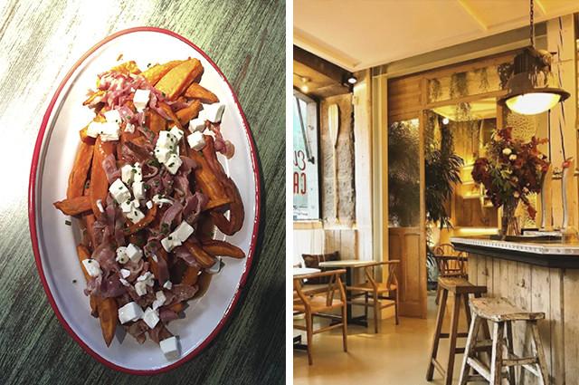 Restaurante El Canadiense