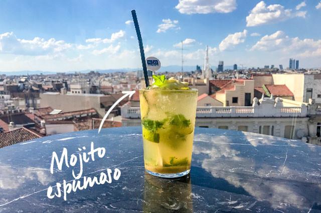 Mojito El Cielo de Alcalá