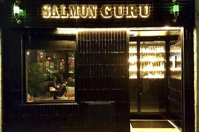 Salmón Gurú