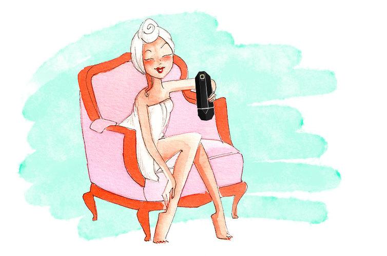 Dispositivos de belleza con radiofrecuencia
