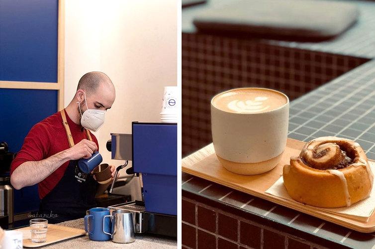 East Coffee Crema