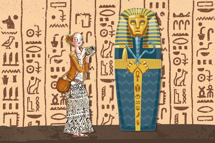 Exposición Tutankhamon Madrid