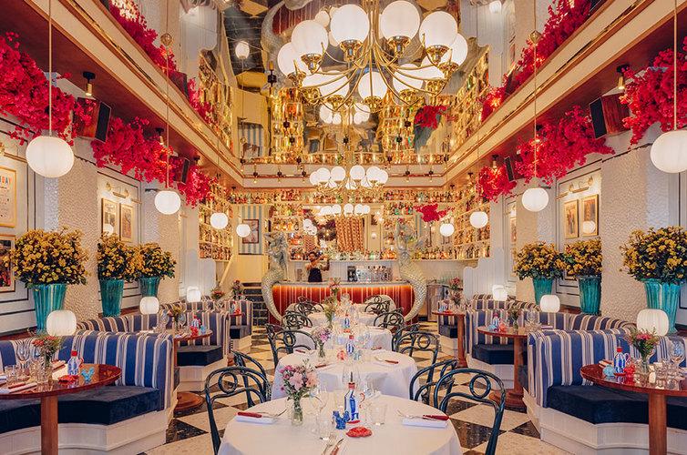 Restaurante Villa Capri