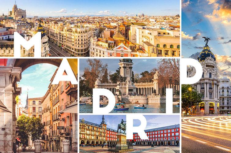 Visitas originales por Madrid
