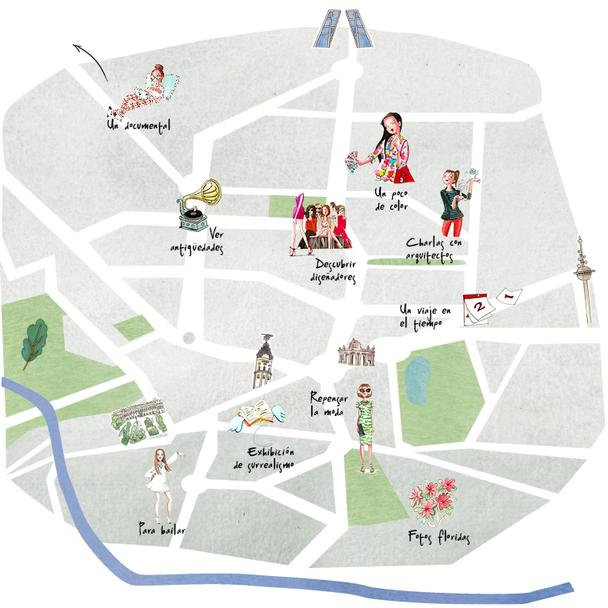 Los mejores planes del Madrid Design Festival