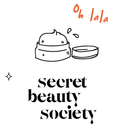 footer secret beauty society