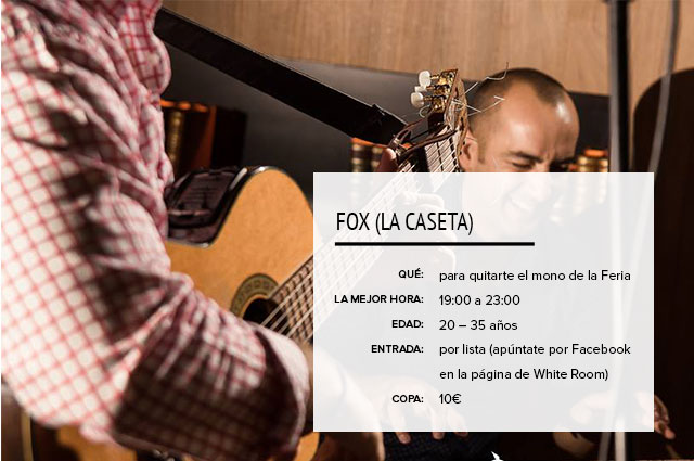 Fox La Caseta Flamenco