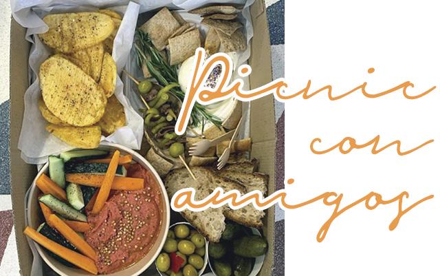 Picnic Café DOT