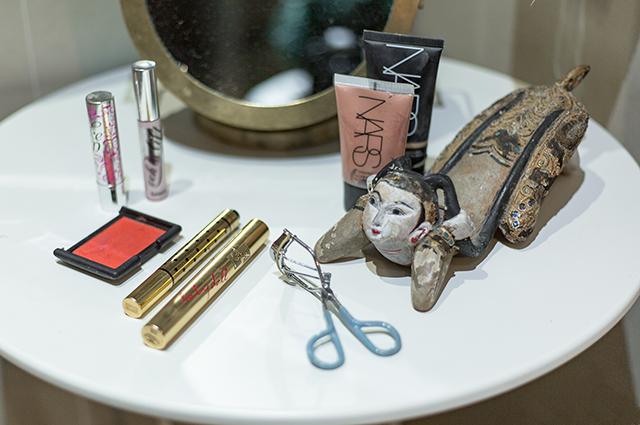 Makeup iluminador bbcream benefit YSL