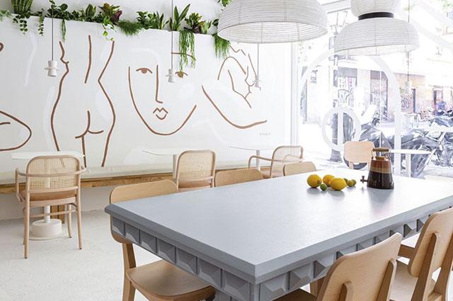 Agrado Café Madrid