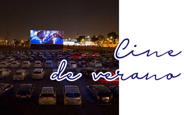 Cines de verano en Madrid 2020