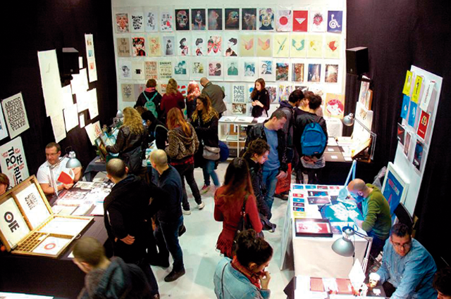 Dress Your Wall, mercado de arte en Barcelona