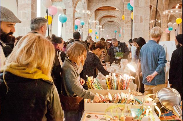 Festivalet es el mercadillo de cosas cuquis en Barcelona
