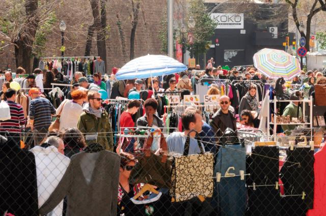 Flea Market es EL mercadillo de segunda mano vintage en Barcelona