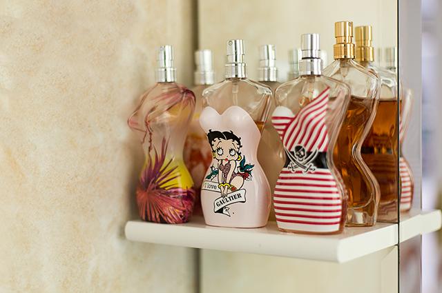Jean Paul Gaultier Perfume Flora Gonzalez Betty Boop