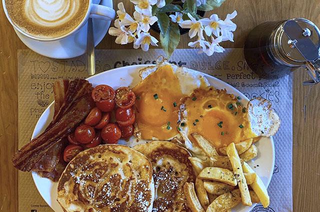 La Desayunería Madrid