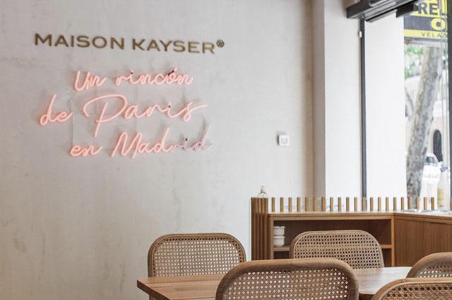 Maison Kayser Madrid