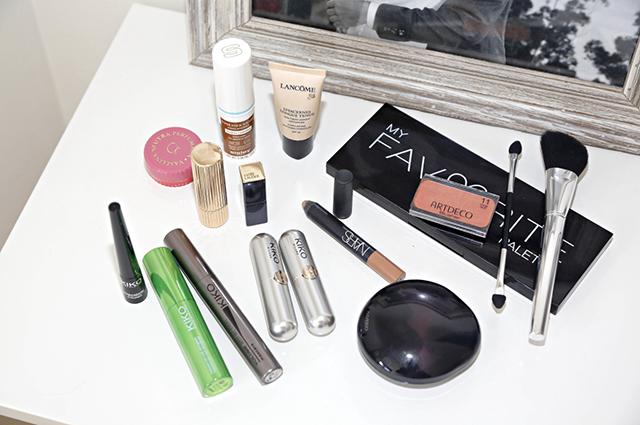 Maquillaje de Julia Varela