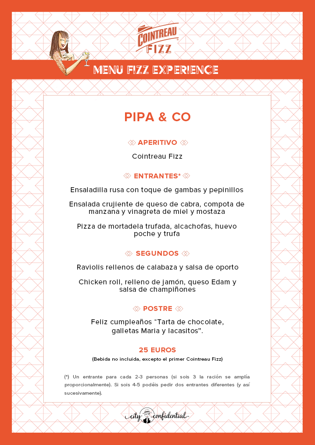 Fizz Experience Pipa & Co
