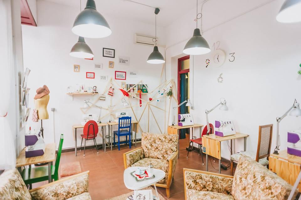 Tet caf costura city confidential for Taller de costura madrid