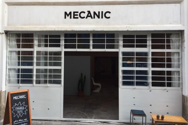 Mecànic café en Barcelona