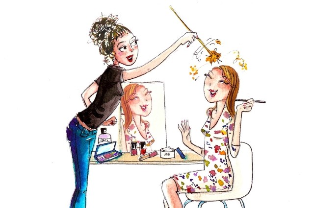Taller de maquillaje a domicilio