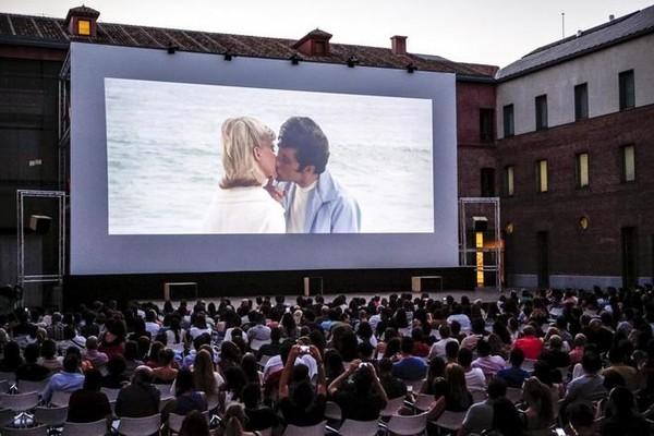 cine de verano matadero