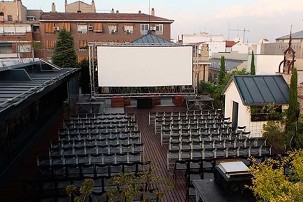 Cine de verano Casa Encendida