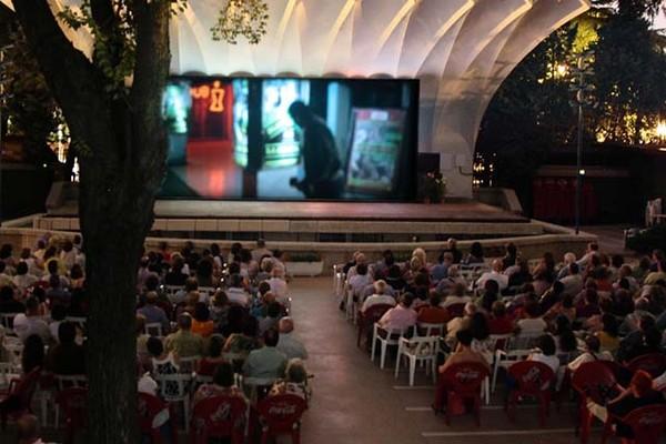 Cine de verano Parque El Calero