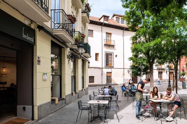 Federal Café Conde de Barajas