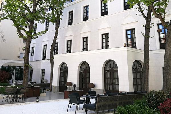 Hotel Palacio de los Duques