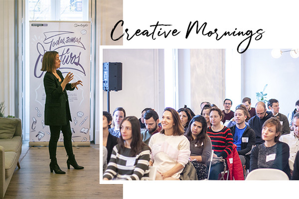 Creative Mornings Madrid
