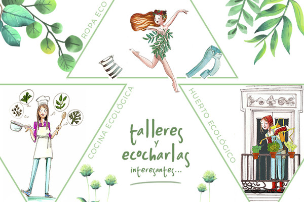 Talleres eco en The Honest House