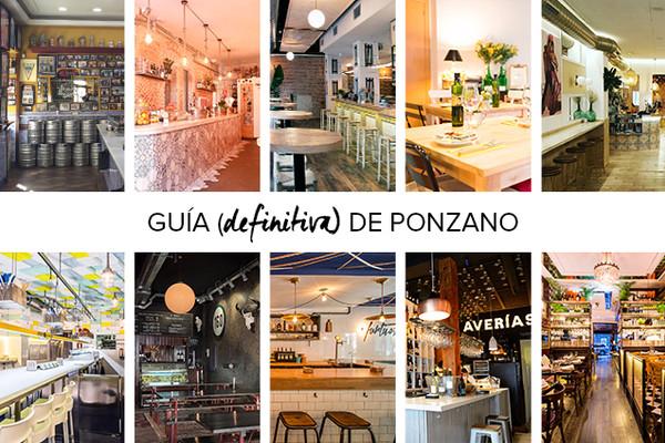 Los mejores restaurantes de Ponzano