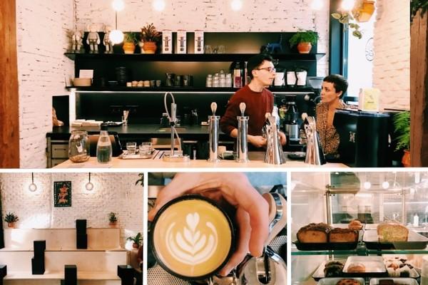 Mision Cafe el nuevo local de Hola Coffee en Madrid