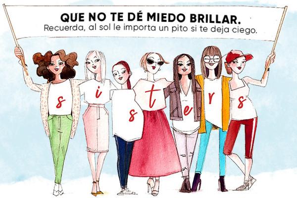 Apúntate a Sisters! la comunidad que impulsa a mujeres que aspiran a más