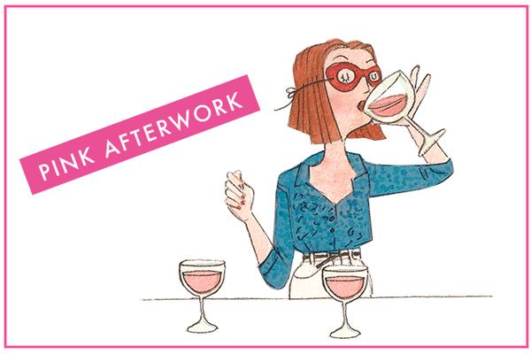 Pink Afterwork en Fellina