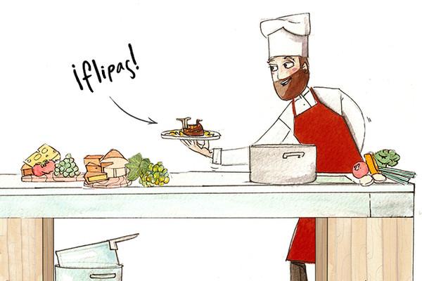 Restaurante Doppelgänger Madrid