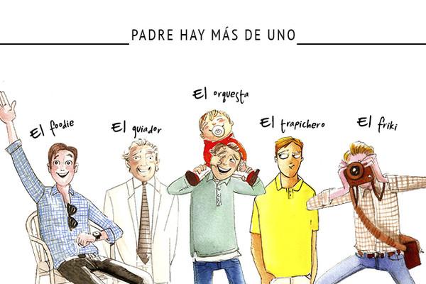 Tarjetas Día del Padre