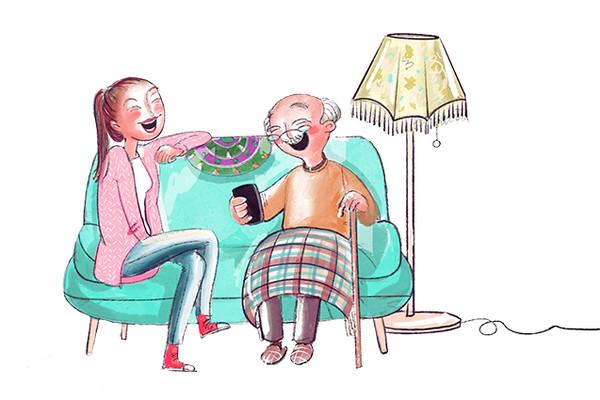 Grandes Amigos: voluntariado con personas mayores en Madrid
