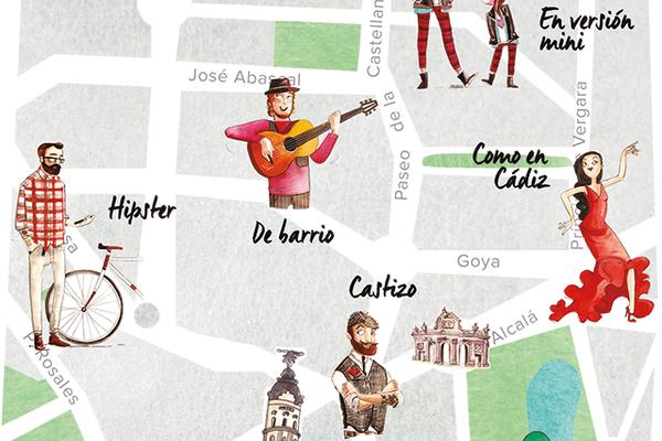 Dónde tomar salmorejo en Madrid
