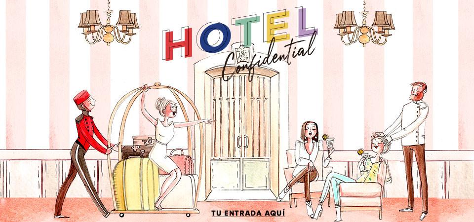 Jornada de reflexión en el Hotel Confidential