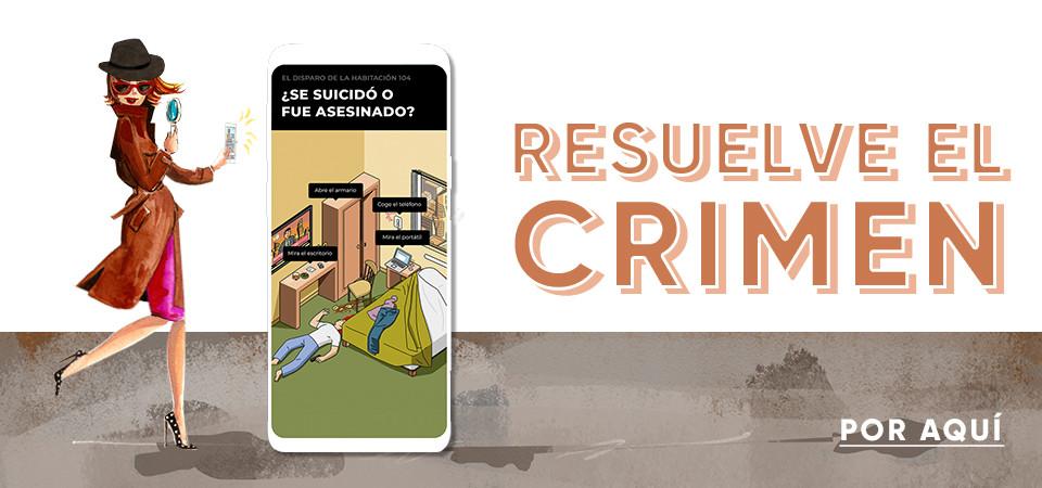 Resuelve el crimen