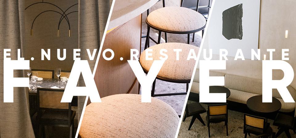 """El nuevo restaurante que está """"On Fayer"""""""