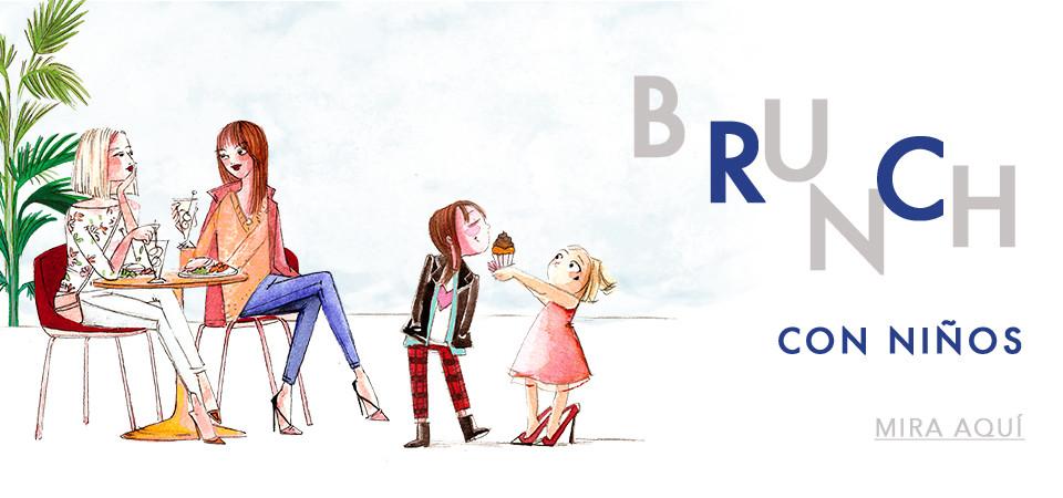 Brunch con niños