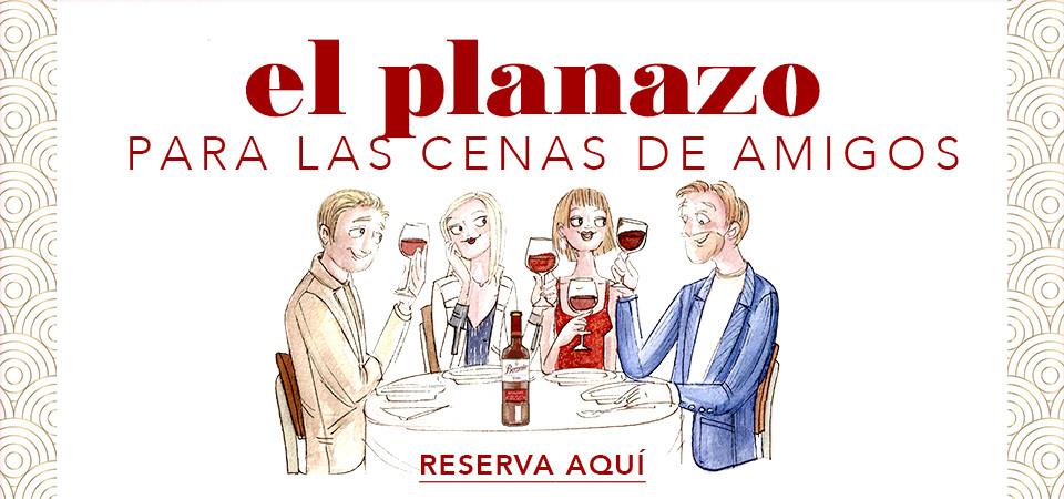 Winexperience, el planazo para las cenas con amigos